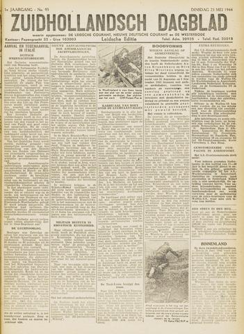 Zuidhollandsch Dagblad 1944-05-23