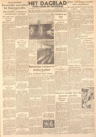 Dagblad voor Leiden en Omstreken 1944-02-26
