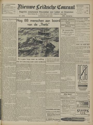 Nieuwe Leidsche Courant 1939-06-03