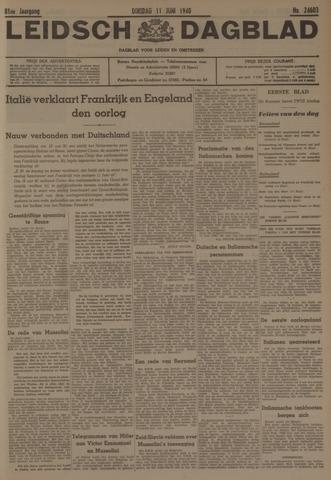 Leidsch Dagblad 1940-06-11