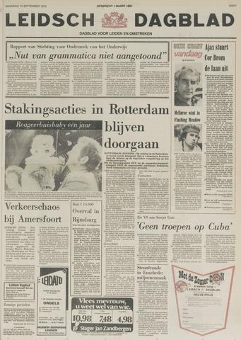 Leidsch Dagblad 1979-09-10