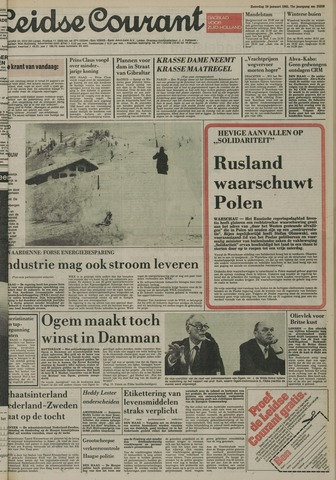 Leidse Courant 1981-01-10
