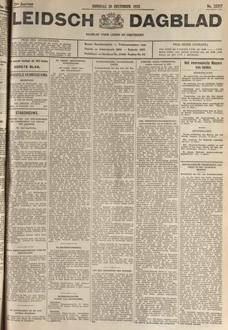 Leidsch Dagblad 1932-12-20
