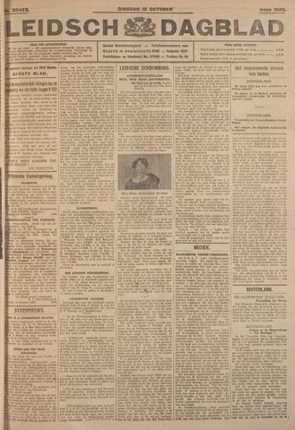 Leidsch Dagblad 1926-10-12