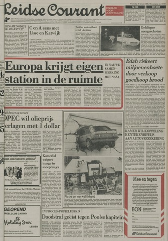 Leidse Courant 1985-01-30