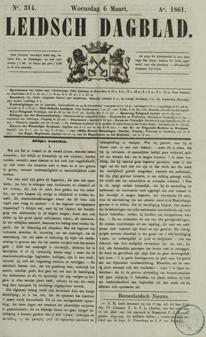 Leidsch Dagblad 1861-03-06