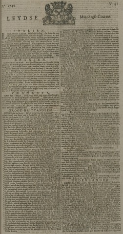 Leydse Courant 1740-04-04