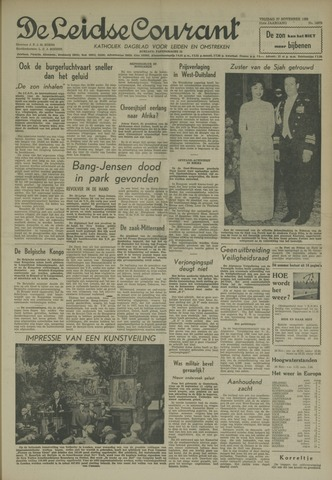 Leidse Courant 1959-11-27