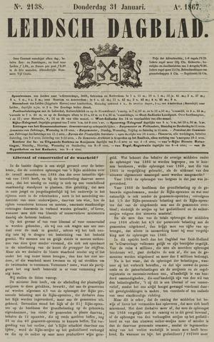Leidsch Dagblad 1867-01-31