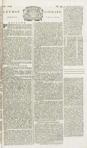 Leydse Courant 1819-05-10