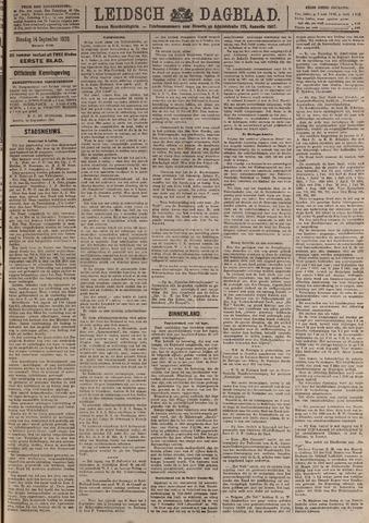 Leidsch Dagblad 1920-09-14
