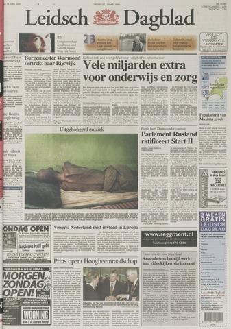 Leidsch Dagblad 2000-04-15