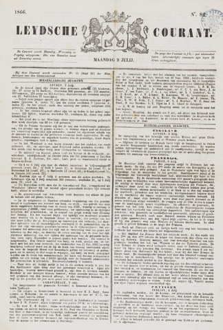 Leydse Courant 1866-07-09