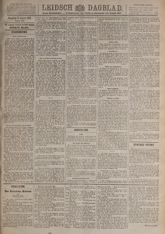 Leidsch Dagblad 1920-01-14