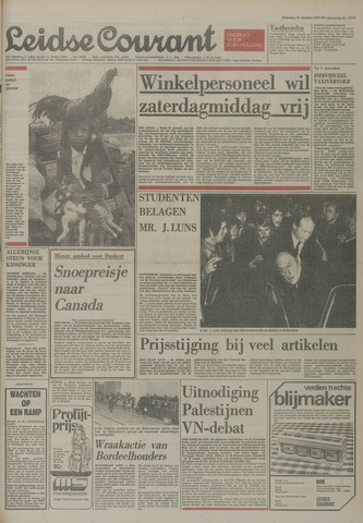 Leidse Courant 1974-10-15