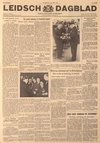 Leidsch Dagblad 1947-05-24