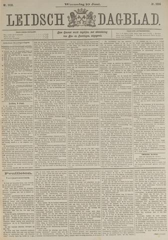 Leidsch Dagblad 1896-06-10