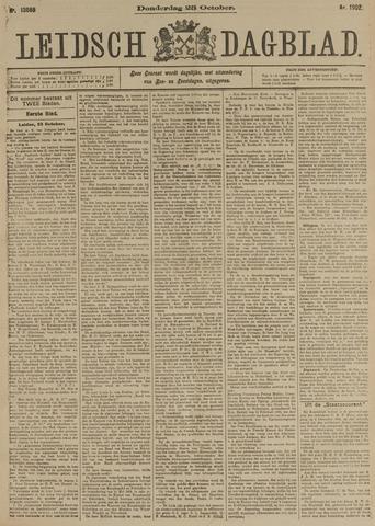 Leidsch Dagblad 1902-10-23