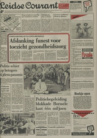 Leidse Courant 1987-04-04