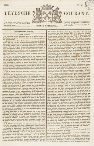 Leydse Courant 1860-02-03