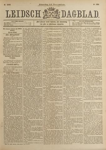 Leidsch Dagblad 1899-11-14