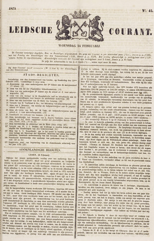 Leydse Courant 1875-02-24