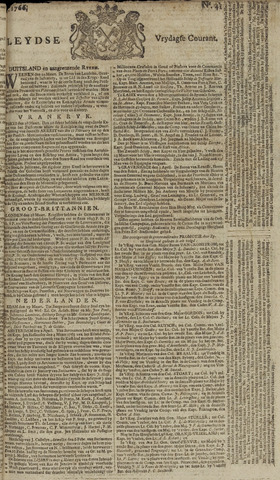 Leydse Courant 1766-04-04