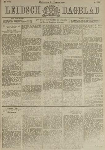 Leidsch Dagblad 1907-11-09