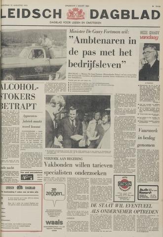Leidsch Dagblad 1973-08-22