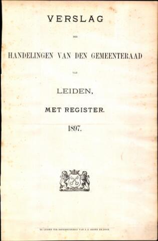 Handelingen van de Raad 1897-01-01
