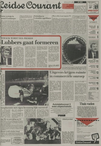 Leidse Courant 1989-10-27