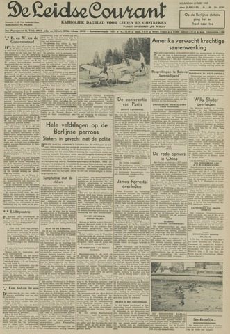 Leidse Courant 1949-05-23