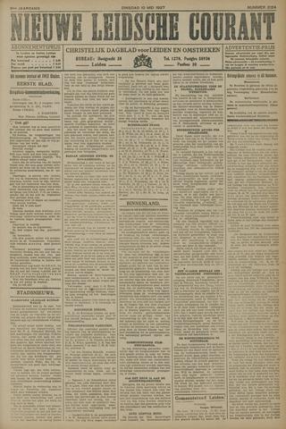 Nieuwe Leidsche Courant 1927-05-10