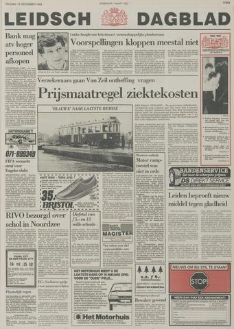 Leidsch Dagblad 1985-12-13