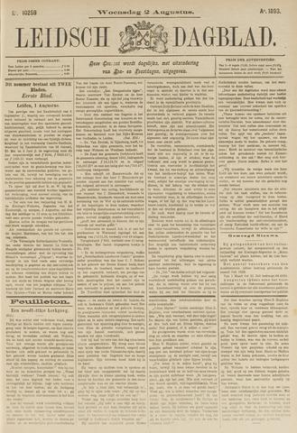 Leidsch Dagblad 1893-08-02