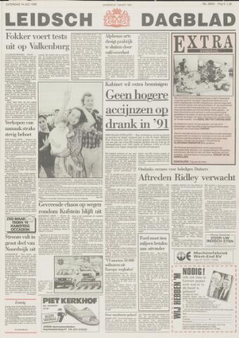 Leidsch Dagblad 1990-07-14