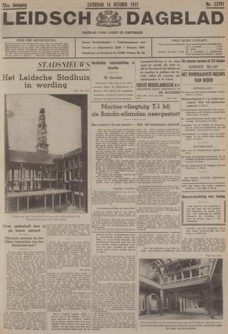 Leidsch Dagblad 1937-10-16
