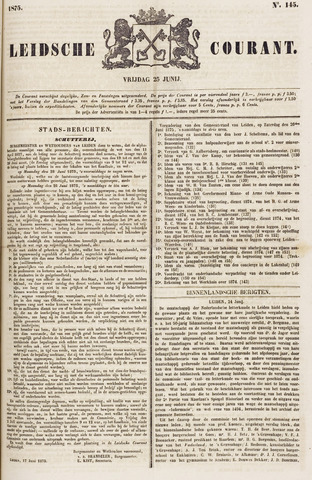 Leydse Courant 1875-06-25