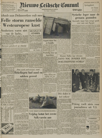 Nieuwe Leidsche Courant 1957-08-26