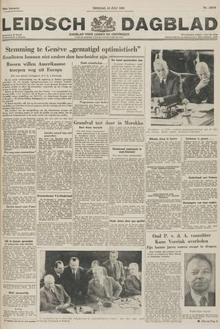 Leidsch Dagblad 1955-07-19
