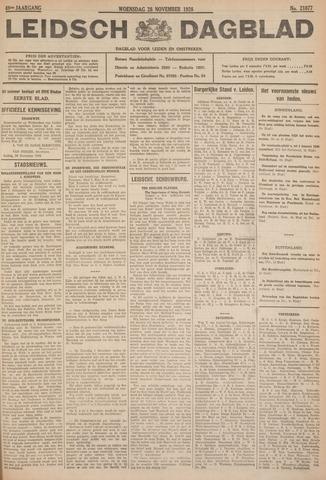 Leidsch Dagblad 1928-11-28