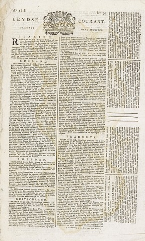 Leydse Courant 1818-08-03