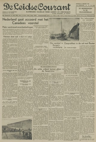Leidse Courant 1949-03-15