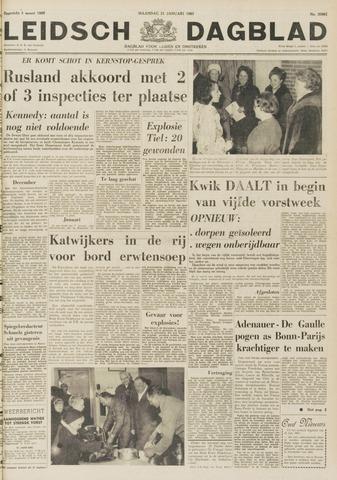 Leidsch Dagblad 1963-01-21