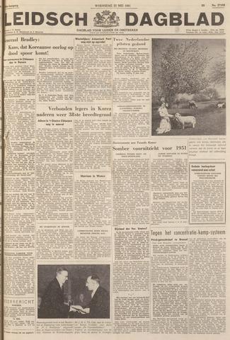 Leidsch Dagblad 1951-05-23