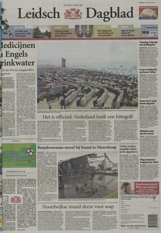 Leidsch Dagblad 2004-08-10