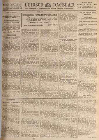 Leidsch Dagblad 1921-07-15