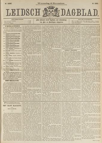 Leidsch Dagblad 1893-12-06