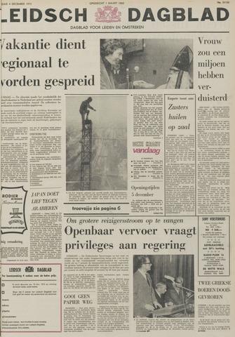 Leidsch Dagblad 1973-12-04