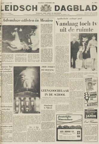 Leidsch Dagblad 1968-10-14